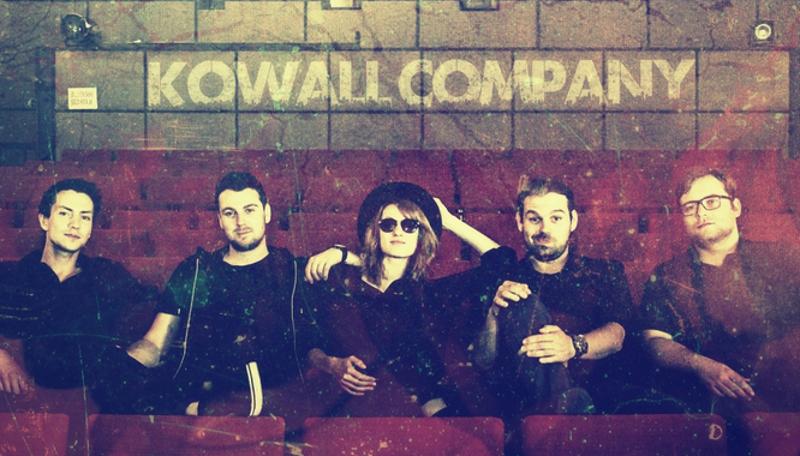 Kowall Company: Rádi hrajeme naživo, letošní rok pro nás byl zlomový